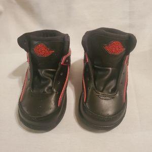 Nike Air Jordan Retro kids sneakers. Laces not ava